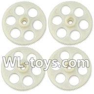 WLtoys V666 RC Quadcopter parts WL toys V666 parts-11 Main gear(4pcs)