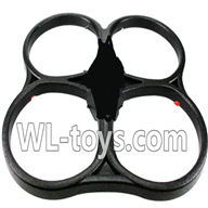 WLtoys V666 RC Quadcopter parts WL toys V666 parts-14 Foam frame-Free shipping by EMS(5-14 days to come,need live your phone call)