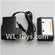 WLtoys V666 RC Quadcopter parts WL toys V666 parts-23 Charger & Balance charger
