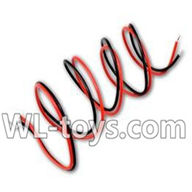 WLtoys V666 RC Quadcopter parts WL toys V666 parts-27 Plug wire for the the motor