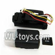 WLtoys V666 RC Quadcopter parts WL toys V666 parts-31 camera unit(Include camera,Reader,2GB Memory card)