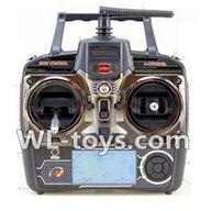 WLtoys V666 RC Quadcopter parts WL toys V666 parts-42 Transmitter,Remote control