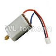 MingJi 604 rc helicopter parts ,FODA F338 helicopter parts-18 Main motor with short shaft and gear
