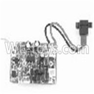 MingJi 604 rc helicopter parts ,FODA F338 helicopter parts-22 Circuit board,Receiver board