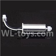 MJX X400 RC Quadcopter parts-09 Reversing-rotating Motor with White and Black wire(1pcs)