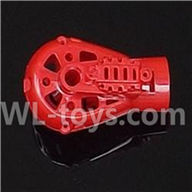 MJX X400 RC Quadcopter parts-14 Motor cover(Red)