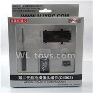 MJX X400 RC Quadcopter parts-19 C4002 Camera unit