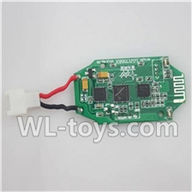 Double horse 9136 RC Quadcopter parts DH 9136 parts-10 Receiver board,Circuit board