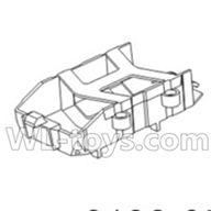 Double horse 9136 RC Quadcopter parts DH 9136 parts-18 Battery box