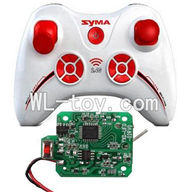 Skytech M62 RC Quadcopter Parts-11 Transmitter & Circuit board