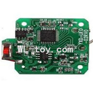 Skytech M62 RC Quadcopter Parts-13 Circuit board,Receiver board