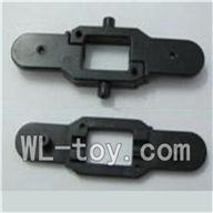 WLtoys V915 RC Helicopter Parts, WL toys V915 model Part-15 Upper main blade grip set & Lower main grip set