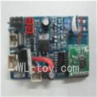 WLtoys V915 RC Helicopter Parts, WL toys V915 model Part-20 Circuit board