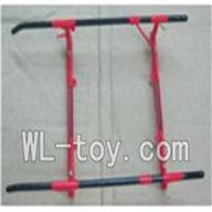 WLtoys V915 RC Helicopter Parts, WL toys V915 model Part-26 Landing skid