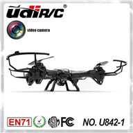 UDI U842-1 Quadcopter-2.4Ghz LARK FPV drone 4 channel rc drone with HD camera,UDI U-842-1 UFO Helicopter parts list