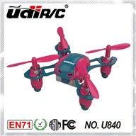 UDI U840 RC Quadcopter-3D 2.4Ghz 4 CH 6 AXIS Micro drone,UDI U840 UFO parts list