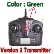 UDI U12A RC helicopter parts-38 2.4GHZ remote control