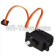Wltoys K989 Parts-digital 5g servo For WLtoys K989 1:28 rc Drift Car Parts desert Off Road Buggy parts