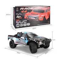 WLtoys K939 rc car,RC Racing Car 1/10 4WD Rc Car Toys Truck Buggy-Black&Blue