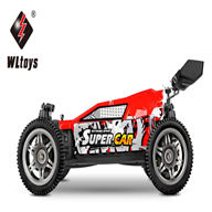 WLTOYS 12401 rc monster truck toy ,1:12 electric rc car, 4WD remote control cross-country rock crawler with big wheels