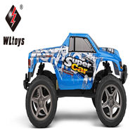 WLTOYS 12402 rc monster truck toy ,1:12 electric rc car, 4WD remote control cross-country rock crawler with big wheels
