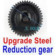 Wltoys K929-B Parts-Upgrade Steel Reduction gear-Black,1/18 Wltoys K929-B RC Car Parts