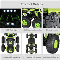 WLtoys 18628 rc car, rock crawler racing buggy,Wltoys 18628 High speed 1:18 Full-scale rc racing car,1: 18 Nini Electric four-wheel-climbing car with Brake Function,Wltoys 18628 Rc Crawler Car Spare Parts Replacement Accessories,1:18 18628 6wd rc rock rac