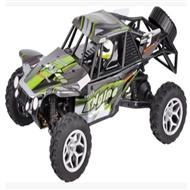 WLtoys 18429 rc car Wltoys 18429 High speed 1/18 1:18 Full-scale rc racing car,1: 18 Nini Electric four-wheel-climbing car with Brake Function-Green color