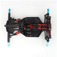 Wltoys 12428 Upgrades Parts-Metal Lengthed adapter(4 set)-Lengthen 29mm