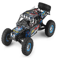 WLtoys 10428-2 rc car Wltoys 10428-2 High speed 1:10 4wd 1/10 Scale Electric Power On Road Drift Racing Truck