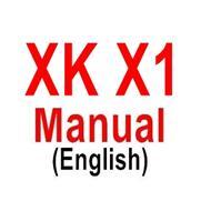 Wltoys XK X100 Parts-Manual pdf,Jaguar XK X100 Drone Parts,XK X100 Quadcopter Parts