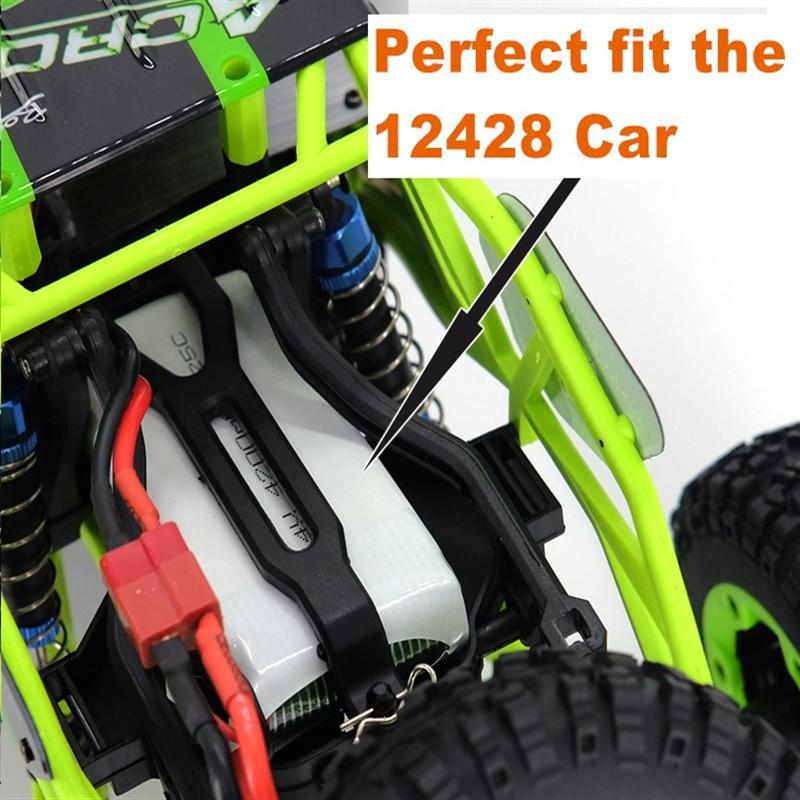 Wltoys 12428 Upgrade 4200mah Battery-Upgrade 7.4V 4200mah-Run Longer and Faster