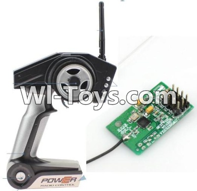 WLTOYS WL913 Boat Parts-31 Transmitter & Circuit board For