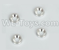 DHK Hobby 8381-010 Screw Washer 4PCS 1//8 8381 8382 8384 RC Car Part