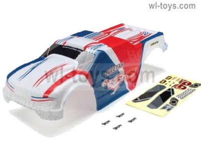 Jlb Cheetah Body Shell Parts Car Body Canopy Car Shell Cover For