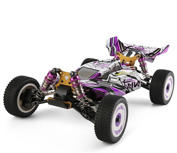 Wltech WLToys 124019 RC Racing Car Truck and Parts