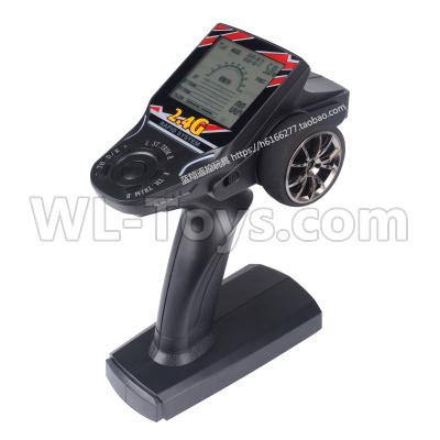 Wltoys 12628 Spare Parts-12628 0802 V3 Transmitter,Remote