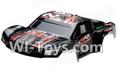 4xSafety Box Shell A202 25 für Wltoys A202 A212 A222 A232 1//24 RC Autoteile