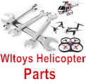 Wltoys rc helicopter Parts