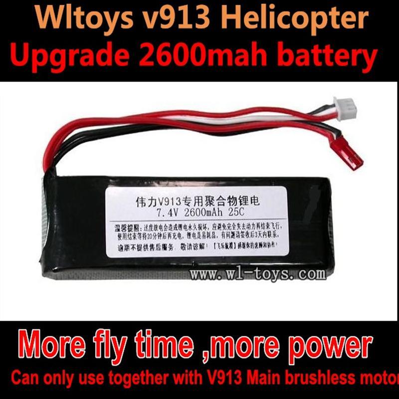 Lenkservo V913-13 für Wltoys 4ch Brushless RC Hubschrauber DIY Zubehör