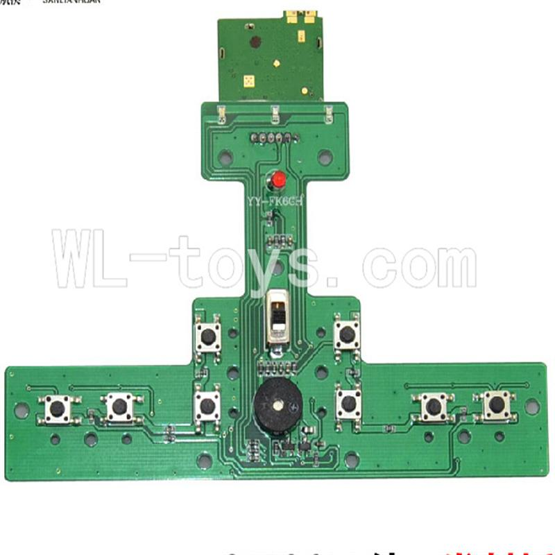 Cheerson CX-20 Parts-33 Transmitter circuit board,Cheerson