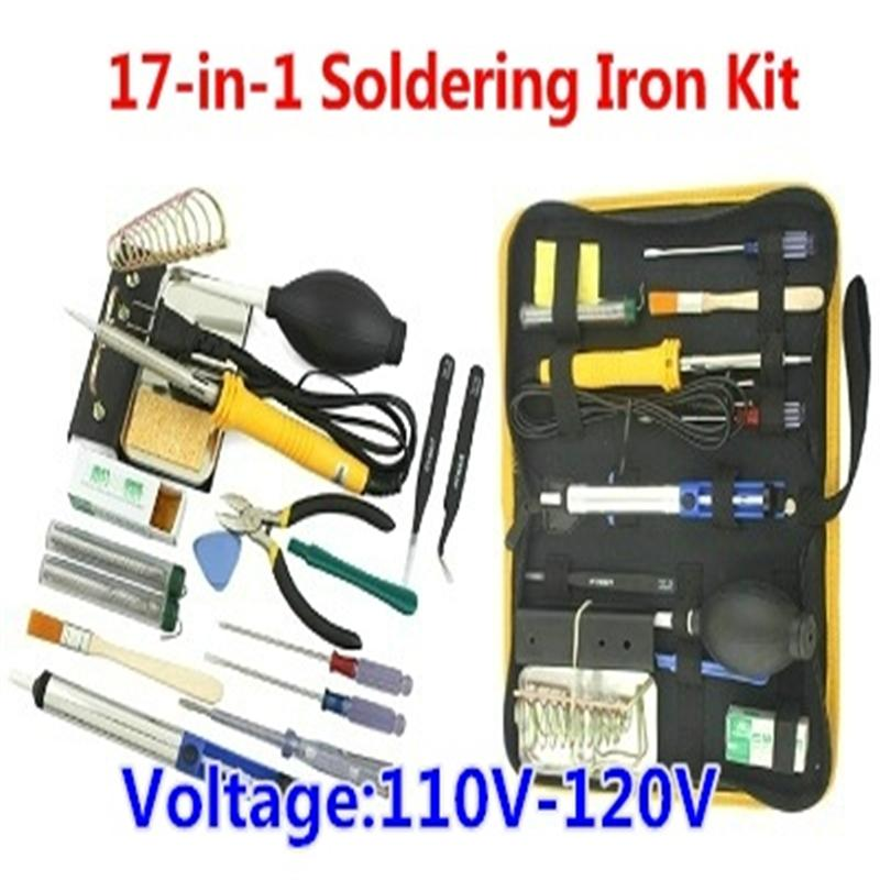 17 in 1 60w soldering iron kit set rc helicopter parts. Black Bedroom Furniture Sets. Home Design Ideas