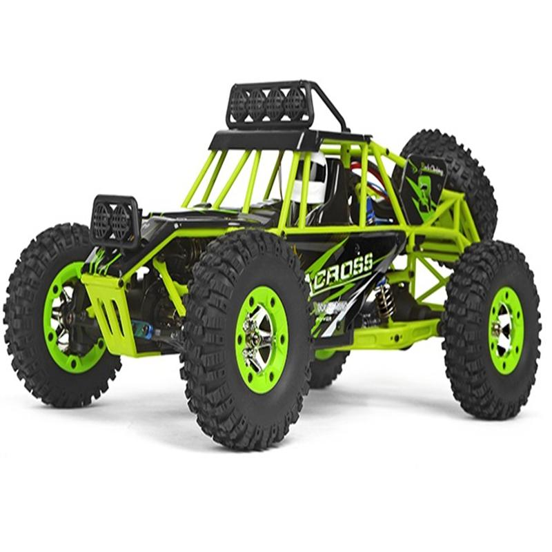 Wltech Wltoys 12428 RC Racing Car Truck and Parts